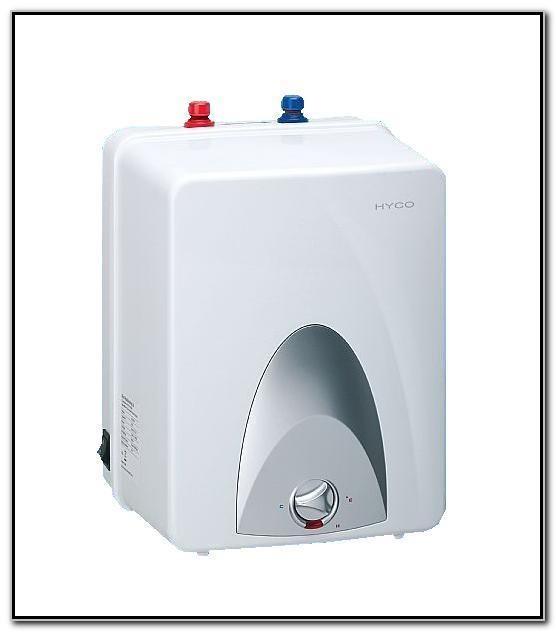 Under Sink Electric Water Heater