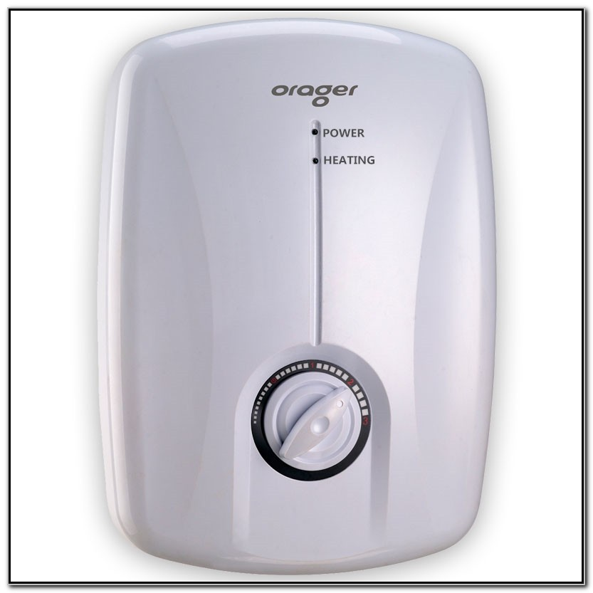 Under Sink Instant Hot Water Heaters Electric