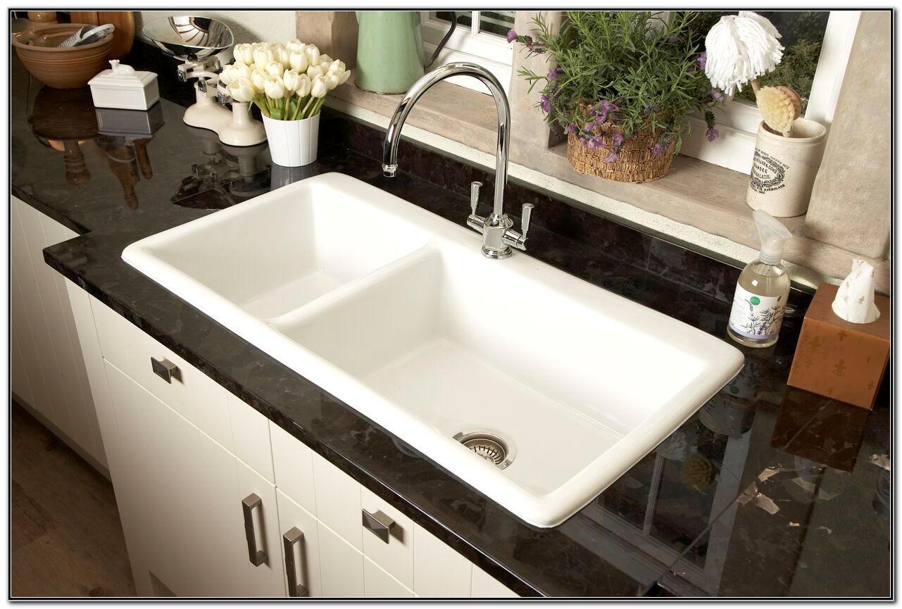 Undermount Double Ceramic Kitchen Sink