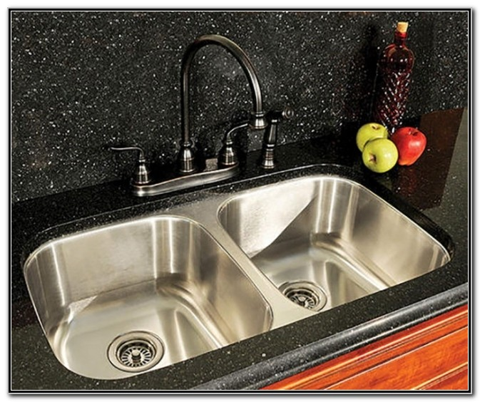 Undermount Kitchen Sink Installation Granite Countertop