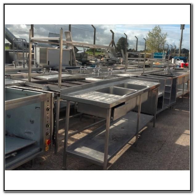 Used Stainless Steel Sinks
