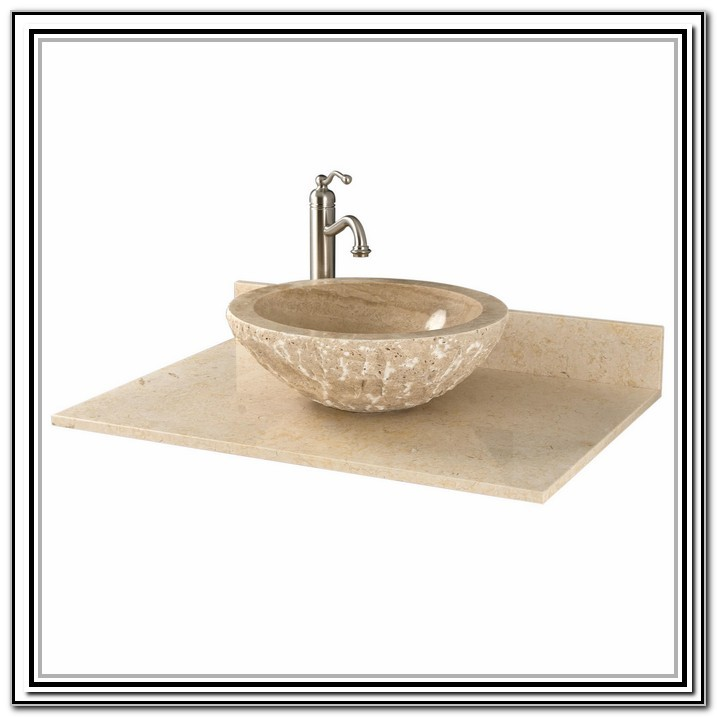 Vanity Top For Vessel Sink 60