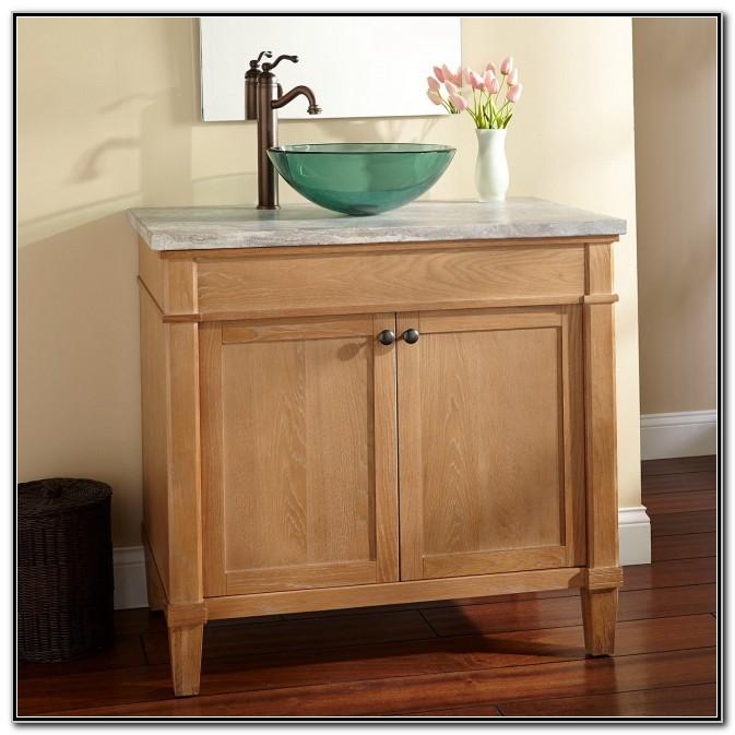 Vessel Sink Vanities Without Sink