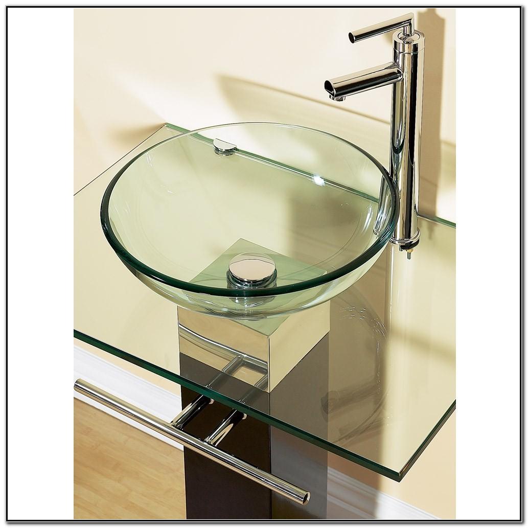 Vessel Sink Vanity Combo Home Depot