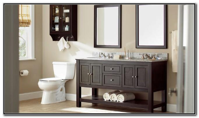 Vessel Sink Vanity Home Depot