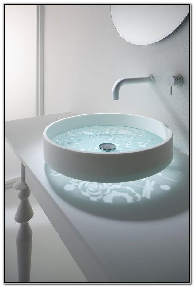Vessel Sinks Bathroom Design