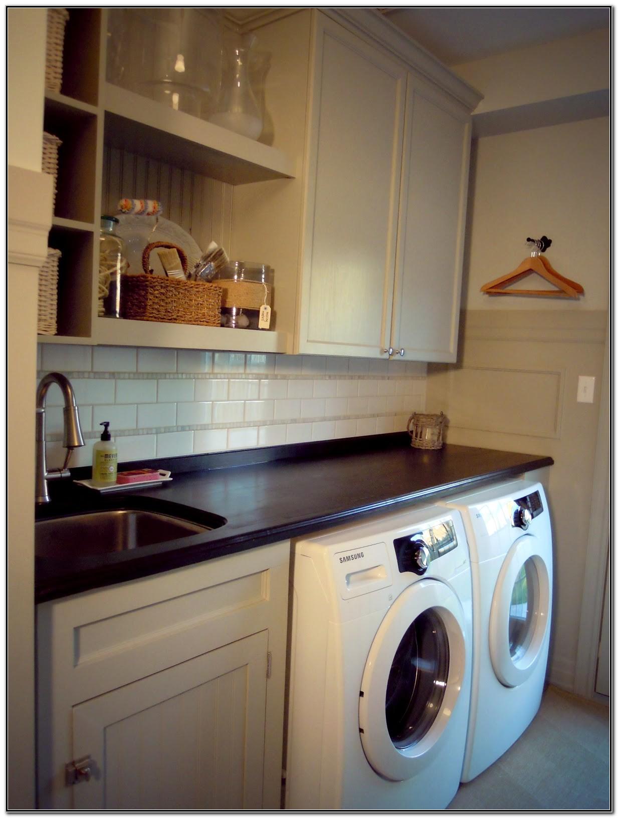 Vintage Laundry Room Sink Ideas