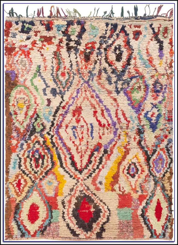 Vintage Moroccan Rugs Los Angeles