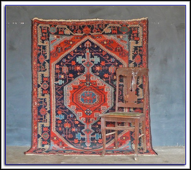 Vintage Persian Rugs Etsy