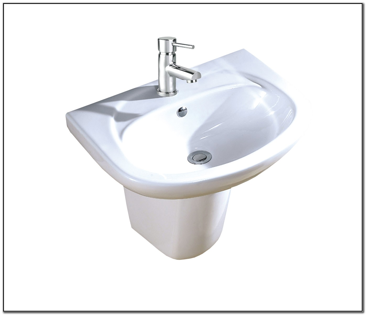 Wall Hung Bathroom Sink Height