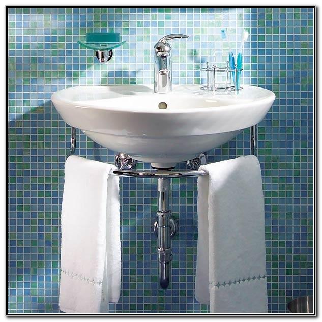 Wall Hung Bathroom Sink