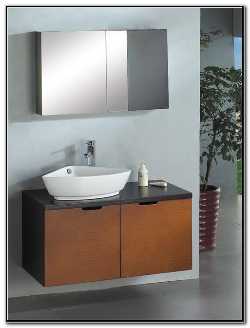 Wall Mounted Bathroom Vanity Modern