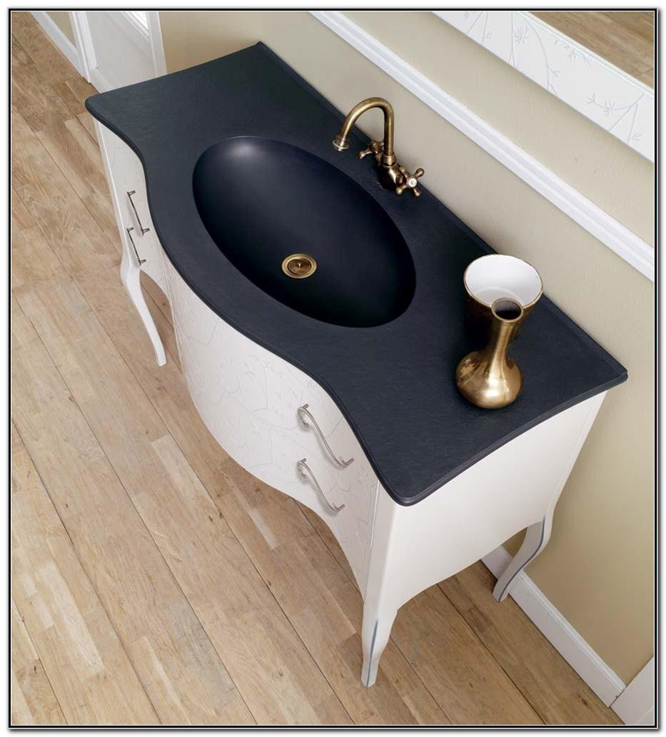 Wall Mounted Vanity Sink Units