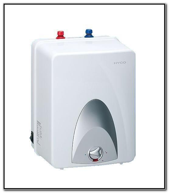 Water Heater Under Sink Electric