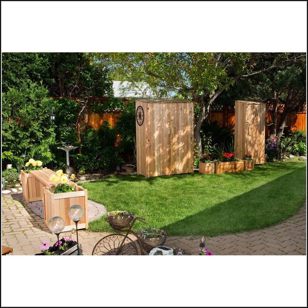 Western Red Cedar Garden Sheds