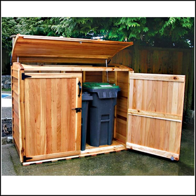 Western Red Cedar Storage Shed