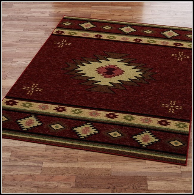 Western Style Rugs Decor