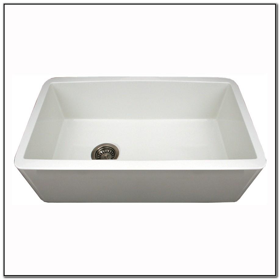 Whitehaus Apron Front Sink