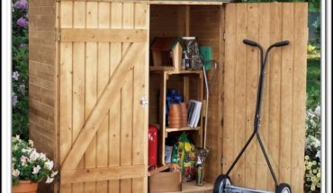 Wooden Storage Shed Kits