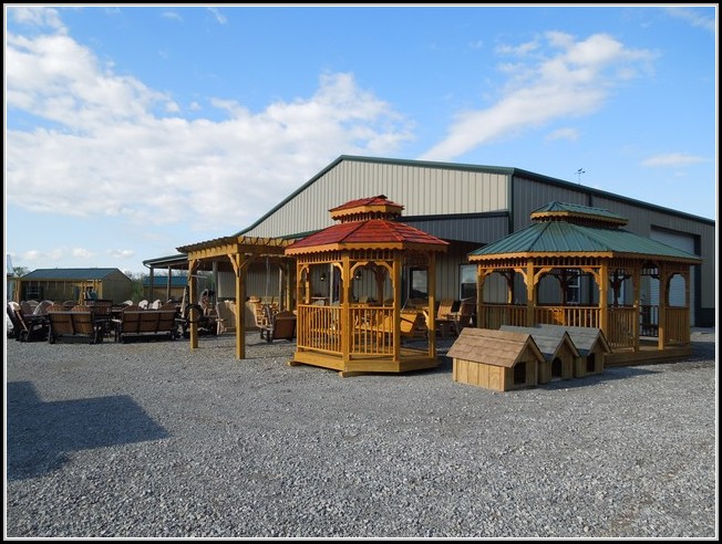 Wooden Storage Sheds Knoxville Tn