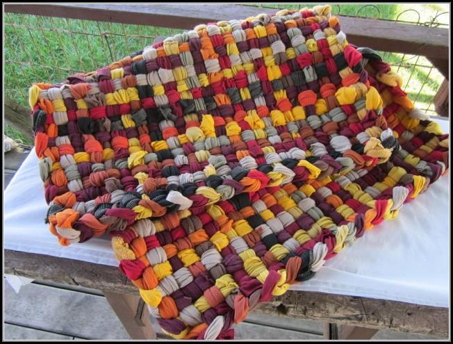 Woven Rag Rug Patterns