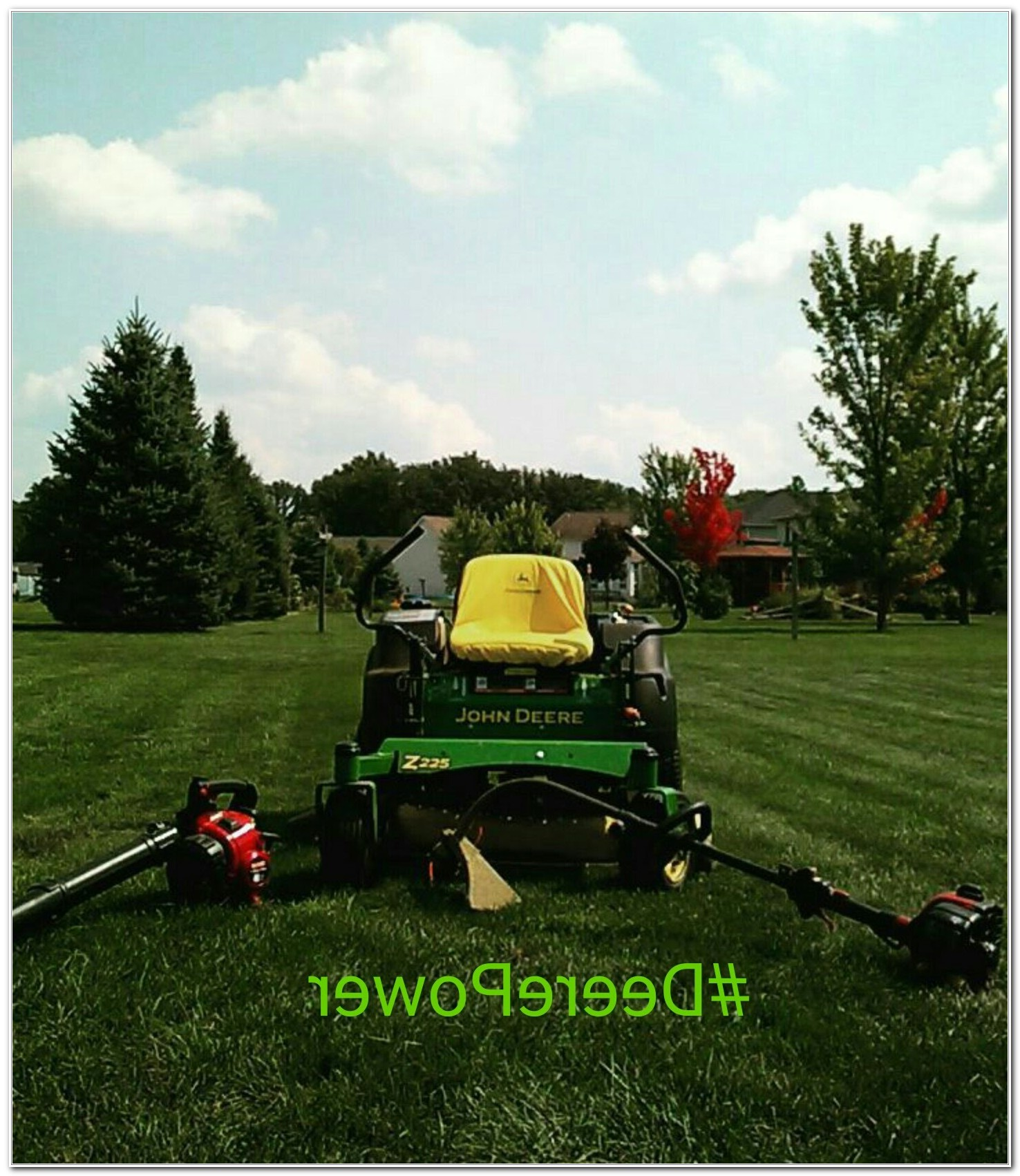 42 John Deere Mowing Deck