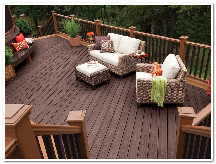 Best Materials For Outdoor Decks
