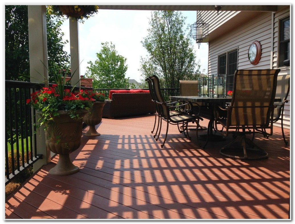 Best Materials For Wood Deck