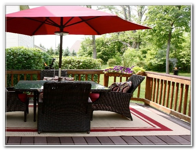 Best Outdoor Rug For Deck