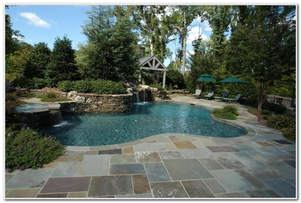 Best Pool Deck Materials