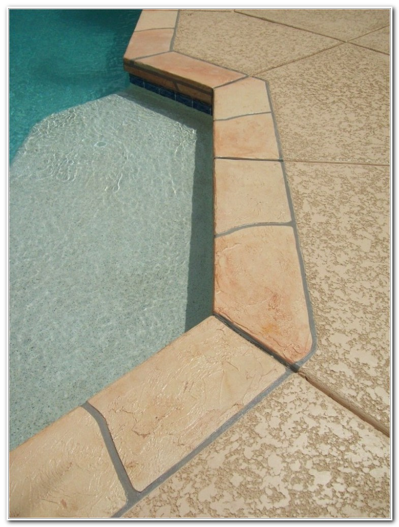 Best Pool Deck Paint Colors