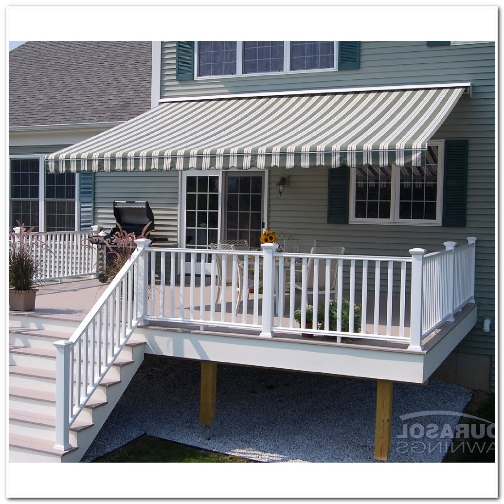 Best Retractable Awning For Deck