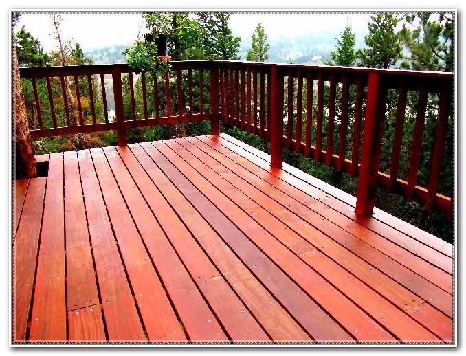 Best Wood Deck Sealer