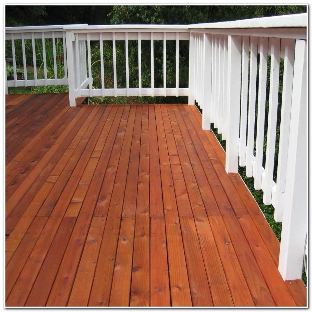 Best Wood Deck Treatment