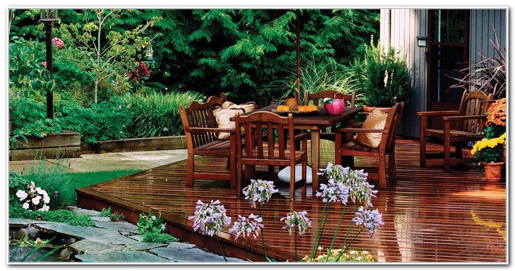 Best Wood Outdoor Stain