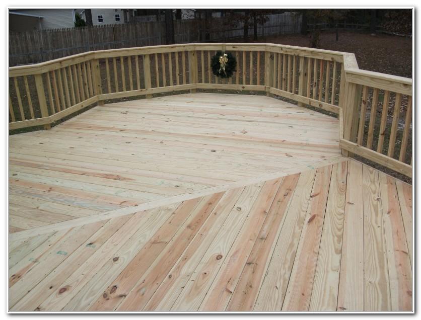 Build A Wood Deck Video