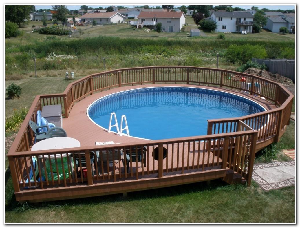 Building A Pool Deck Ideas