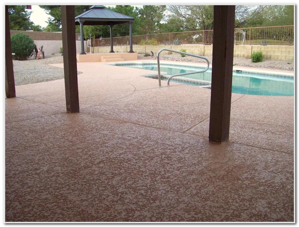 Concrete Paint For Pool Decks