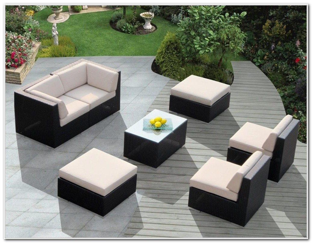 Deck And Patio Chairs