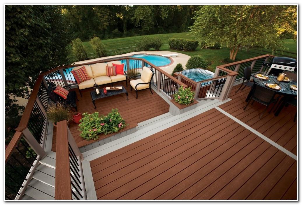 Deck Building Materials List