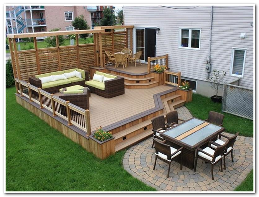Deck Plans Photo Gallery