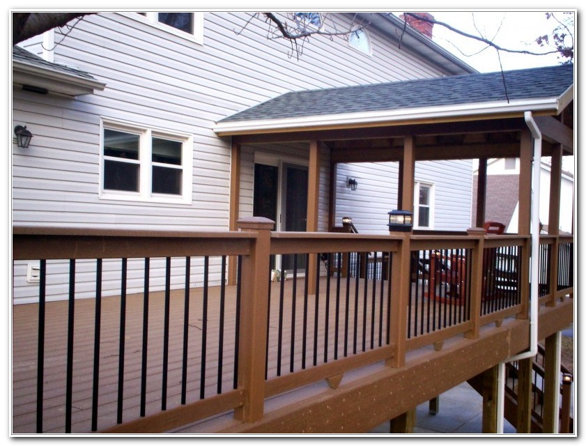 Deck Roof Ideas Plans