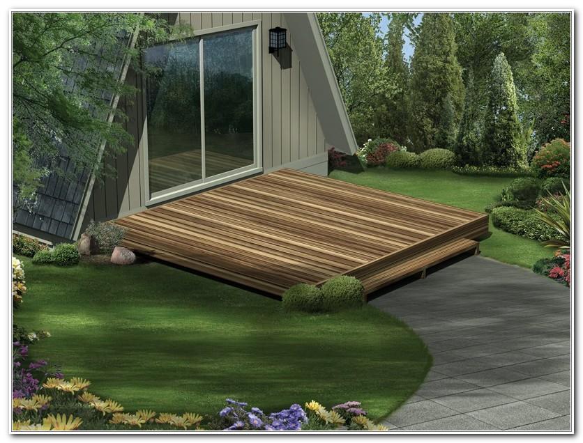 Easy Decks To Build