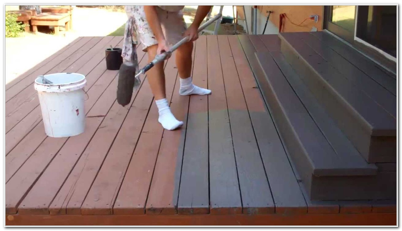 Exterior Deck Paint Colors