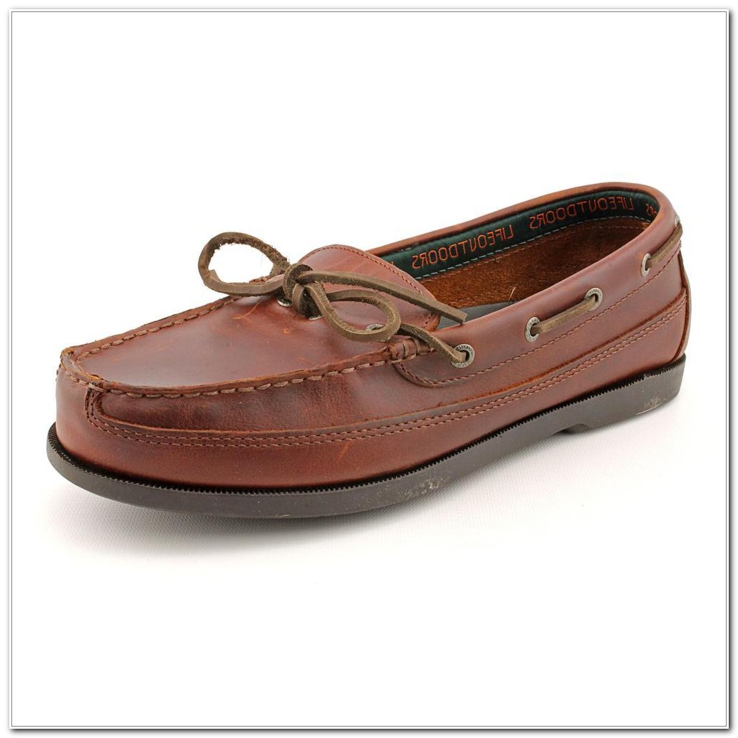 Extra Wide Deck Shoes