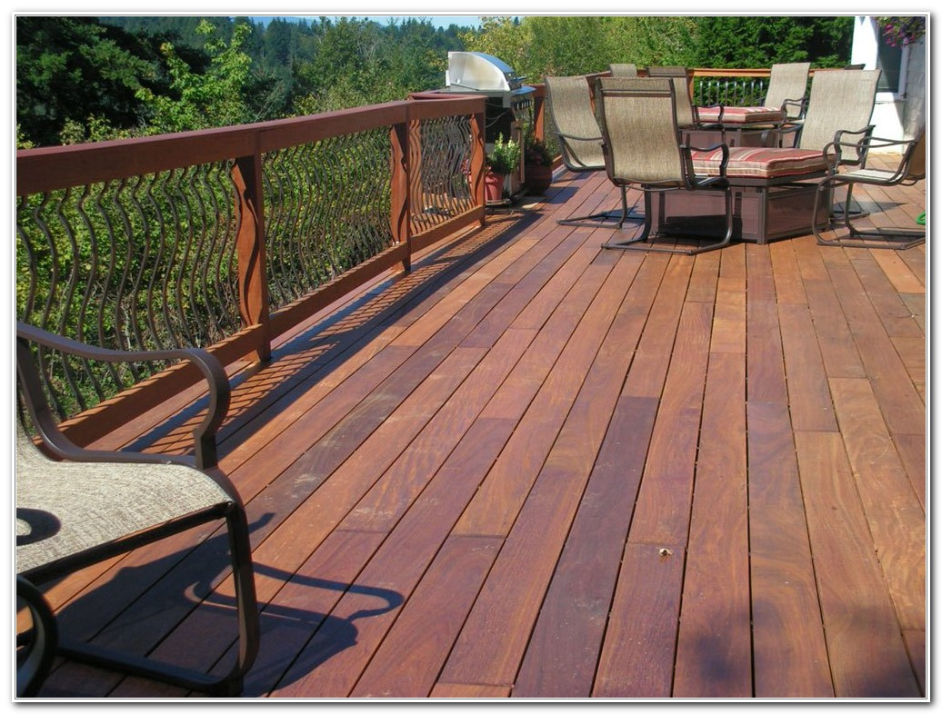 Good Wood Deck Paint