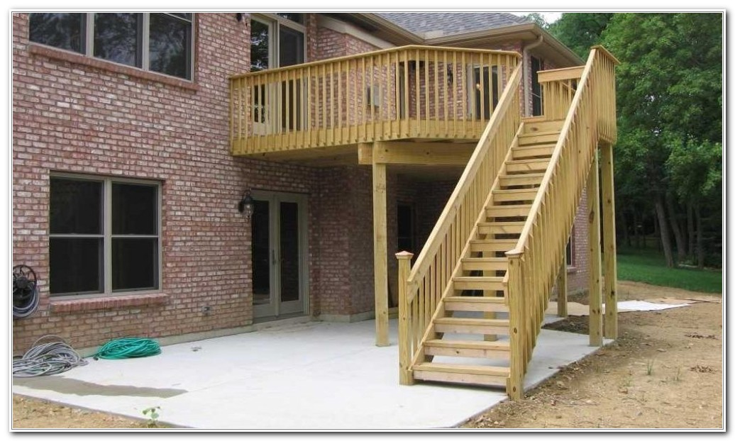 Home Depot Deck Kits