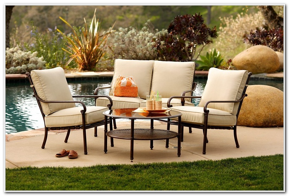 Home Depot Outdoor Furniture Umbrellas