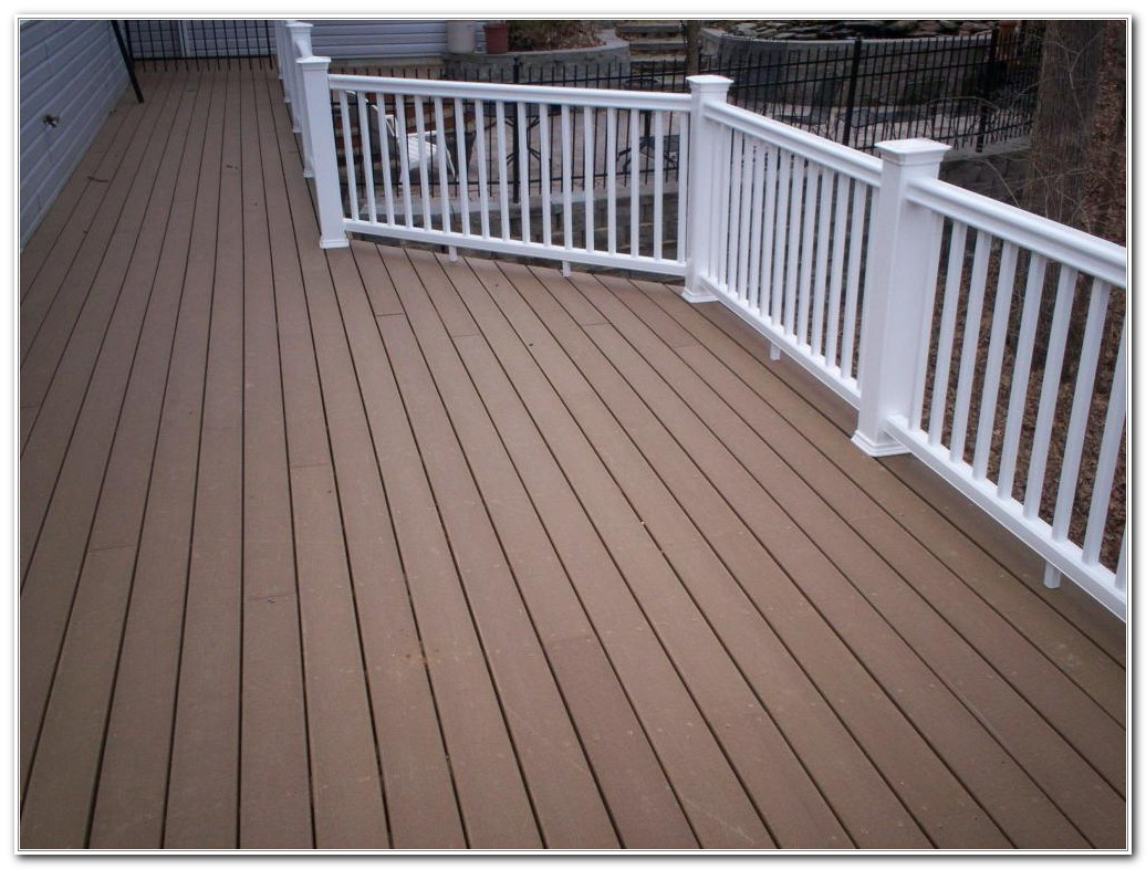 Home Depot Wood Decking