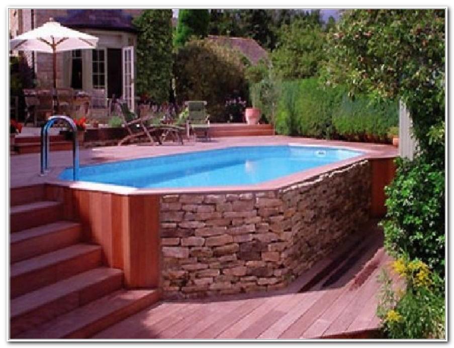 Ideas For Swimming Pool Decks